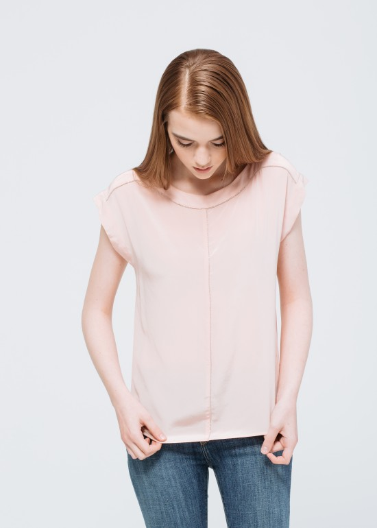 Classic Sleeved Blouse