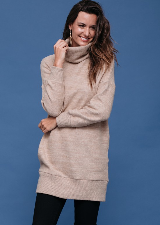 Super Soft Cozy Knit Dress