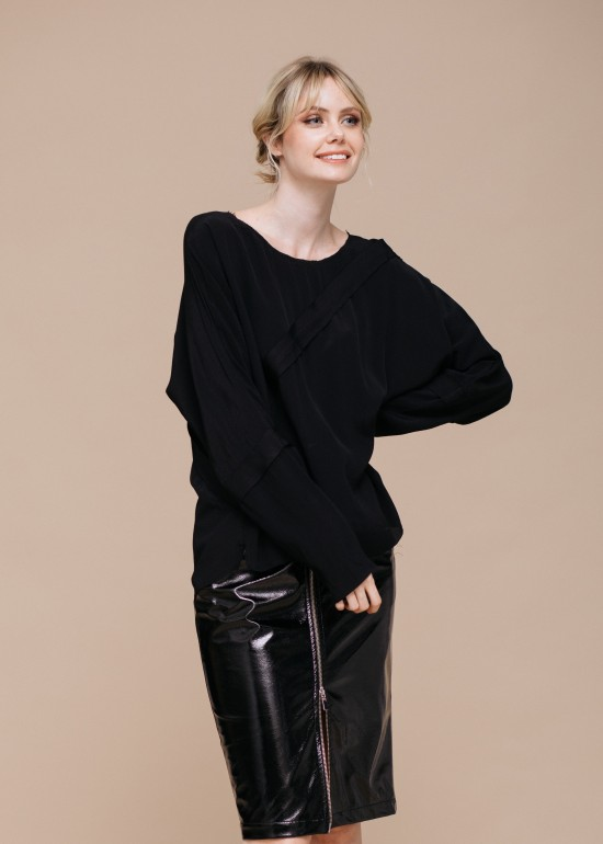 Rayon Pullover
