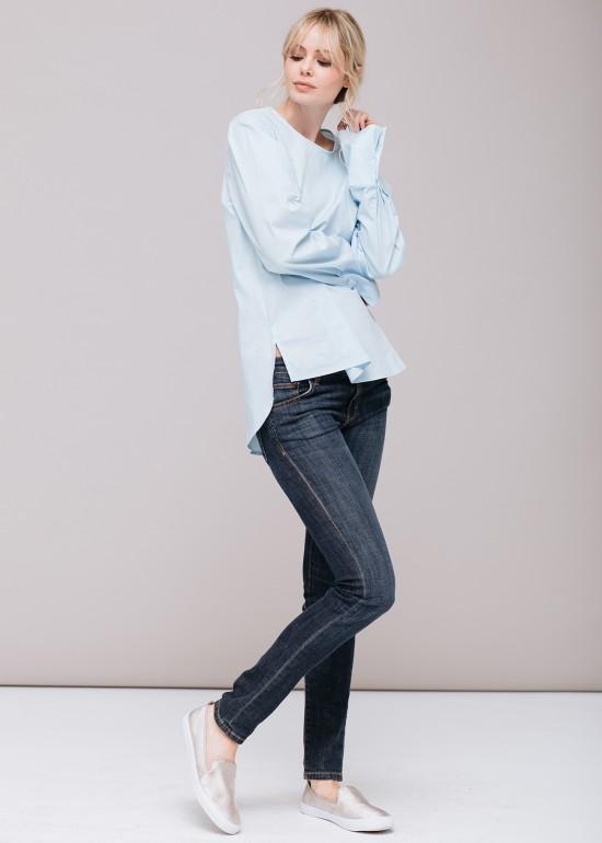 Bell Sleeve Fashion Forward Top
